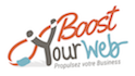 Logo Boost your web