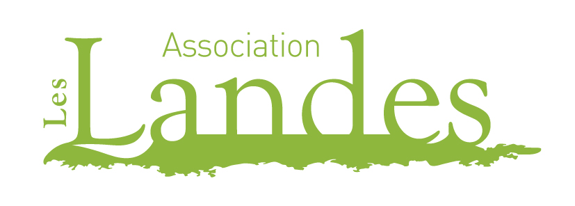 Logo association Les Landes