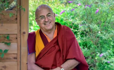 Matthieu Ricard Photo de profil