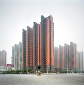 Patrick Tourneboeuf - Next City - Beijing